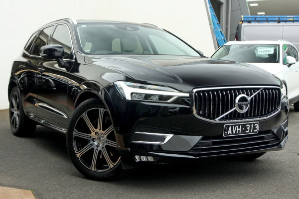 2018 Volvo XC60 (No Series) MY18 D4 Inscription Suv Image 2