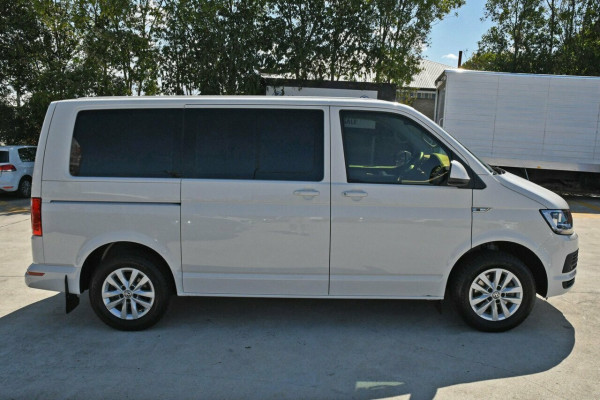 2017 MY18 Volkswagen Multivan T6 MY18 TDI340 SWB DSG Comfortline Wagon