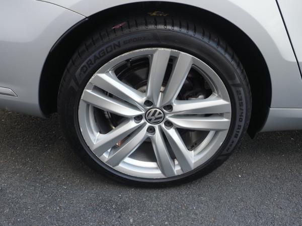 2011 Volkswagen Passat Type 3C MY11 V6 FSI Wagon