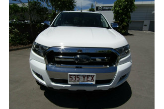 2018 Ford Ranger PX MkII 2018.00MY XLT Double Cab Utility Image 2
