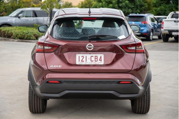 2020 MY21 Nissan JUKE F16 ST-L Hatchback Image 4