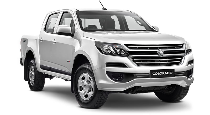 2020 Holden Colorado RG 4x4 Crew Cab Pickup LS 4x4 c/cab p/up