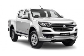 Holden Colorado 4x4 Crew Cab Pickup LS RG
