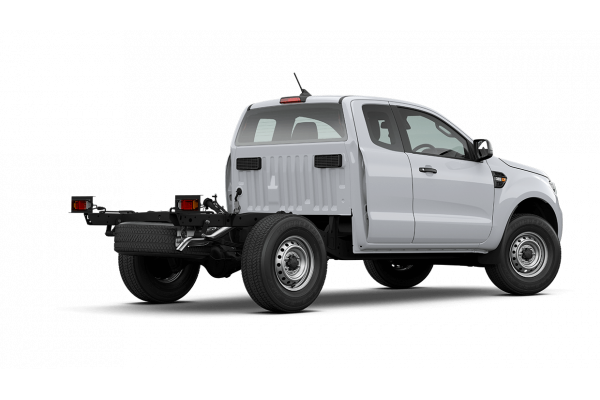2021 MY21.75 Ford Ranger PX MkIII XL Super Cab Chassis Cab chassis Image 4