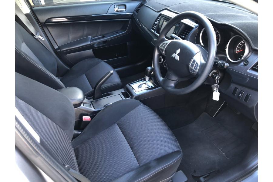 2016 Mitsubishi Lancer CF MY16 ES Sedan