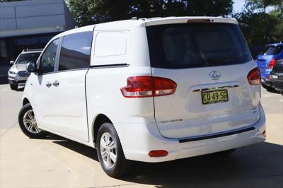 2018 LDV G10 SV7C Van Image 3