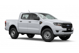 2020 MY21.25 Ford Ranger PX MkIII XL Double Cab Ute Image 2