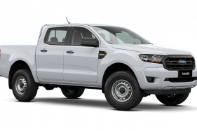 2021 MY21.25 Ford Ranger PX MkIII XL Double Cab Utility