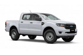 2021 MY21.25 Ford Ranger PX MkIII XL Double Cab Utility Image 2