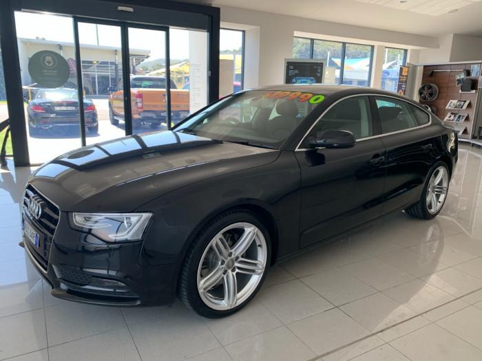2013 MY14 Audi A5 8T MY14 Hatchback Image 3