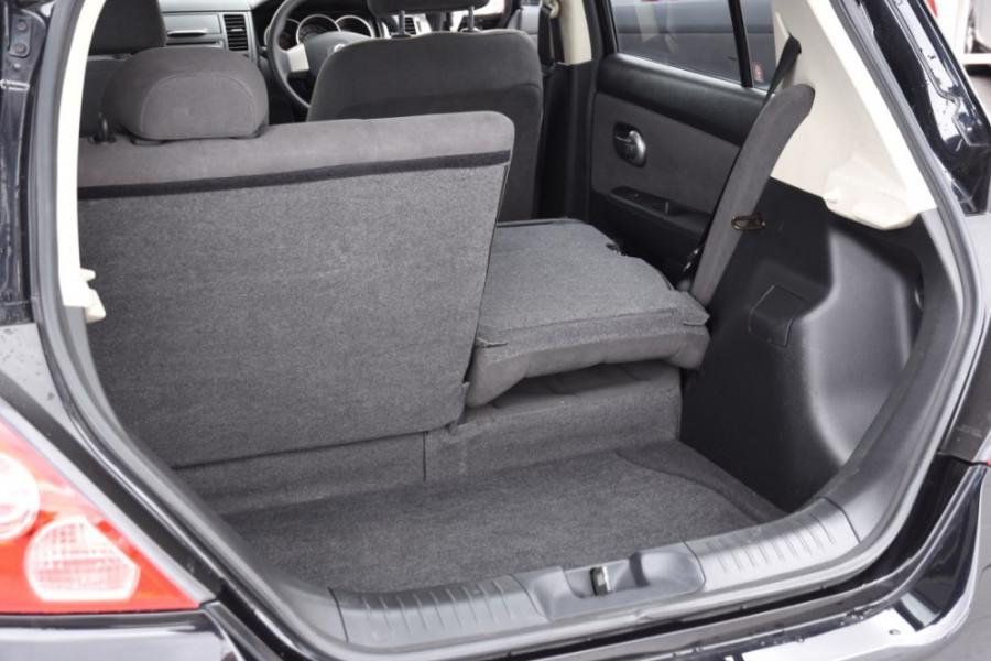 2007 Nissan Tiida C11 MY07 ST-L Hatch Image 17