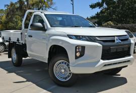 Mitsubishi Triton GLX Single Cab Chassis 2WD MR MY19