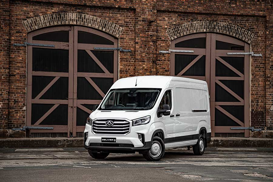 The van that delivers more Image