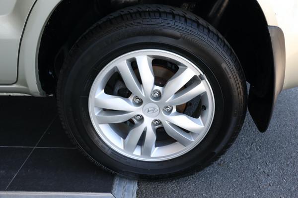 2009 Hyundai Tucson JM MY09 City Suv Image 5