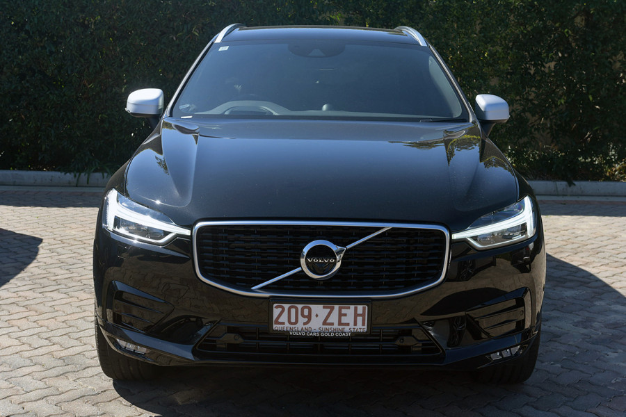2019 Volvo XC60 UZ D5 R-Design Suv Mobile Image 3