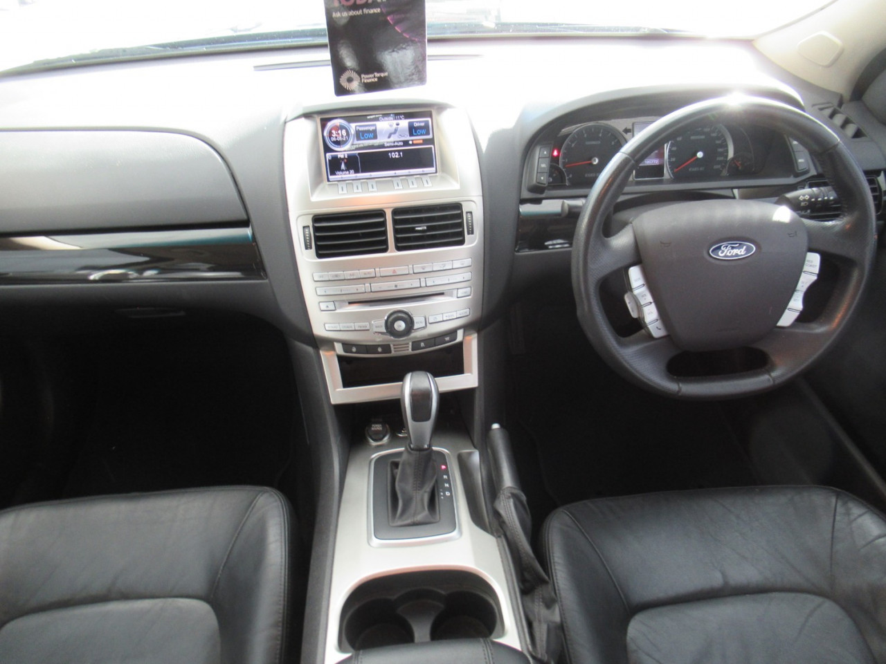 2008 Ford G6 Series FG G6E Sedan Image 20