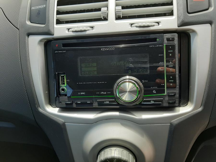2006 Toyota Yaris NCP90R YR Hatchback Image 12