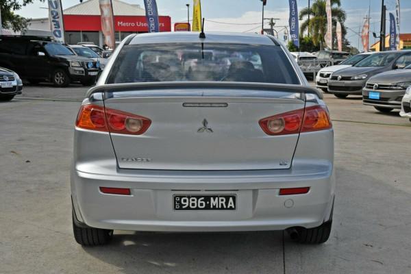 2009 Mitsubishi Lancer CJ MY09 ES Sedan Image 5