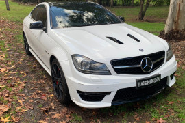 2014 Mercedes-Benz C-class C204 MY14 C63 AMG Coupe Image 3