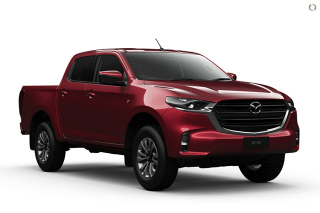 2020 MY21 Mazda BT-50 TF XT 4x4 Dual Cab Pickup Utility Image 1