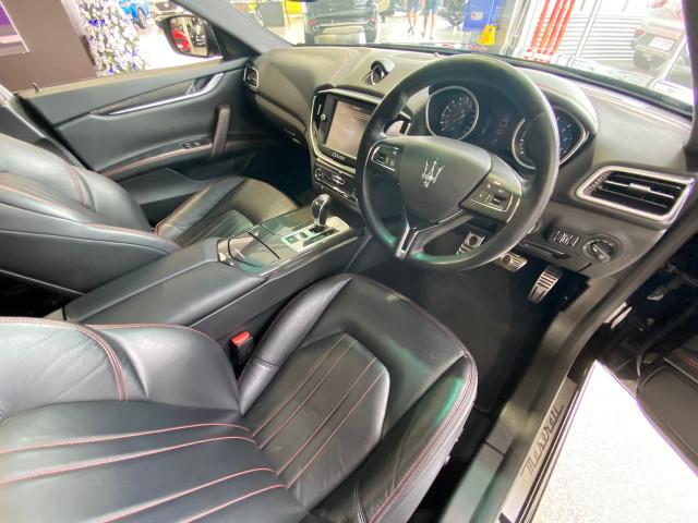 2016 Maserati Ghibli M157 MY16 S Sedan Image 15