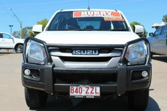 2018 MY17 Isuzu Ute D-MAX MY17 SX Crew Cab Cab chassis Image 3