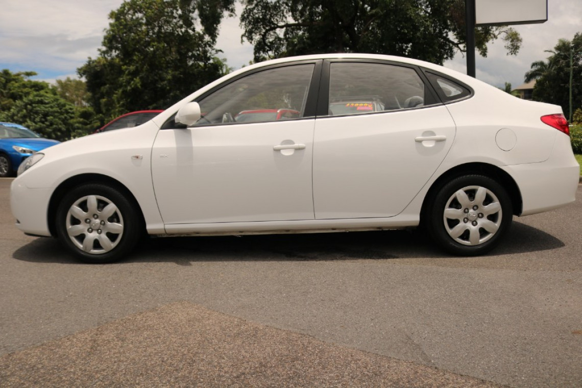 2007 Hyundai Elantra HD SX Sedan