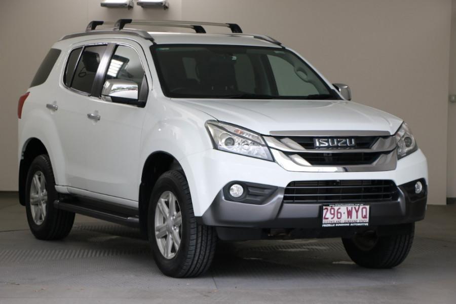 2016 MY15.5 Isuzu Ute MU-X MY15.5 LS-T Wagon