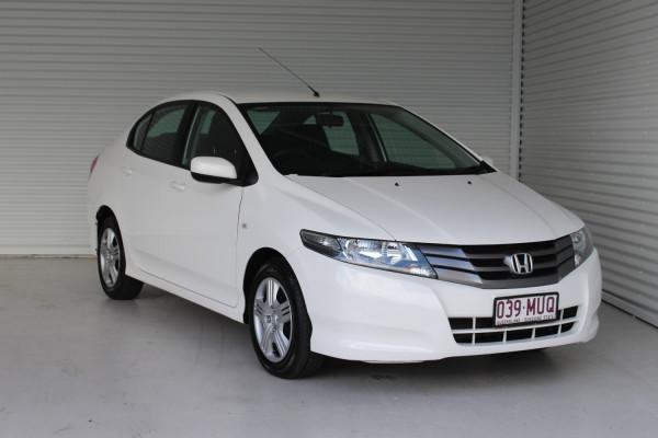 2010 Honda City GM MY10 VTI Sedan