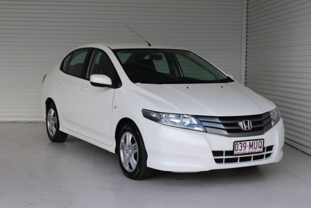 2010 Honda City GM MY10 VTI Sedan