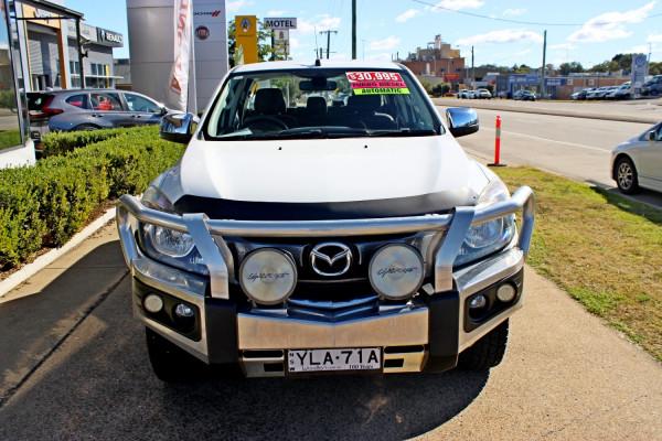 2015 Mazda BT-50 UR0YF1 XTR XTR Utility - dual cab