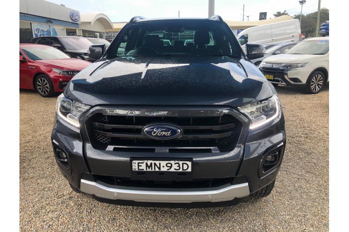 2020 MY20.75 Ford Ranger PX MkIII 2020.7 Wildtrak Utility