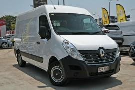 Renault Master Van Medium Wheelbase X62