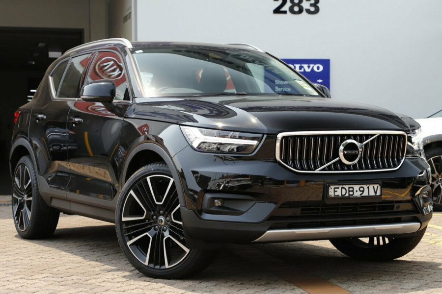 2019 MY20 Volvo XC40 XZ T4 Inscription Suv Mobile Image 1