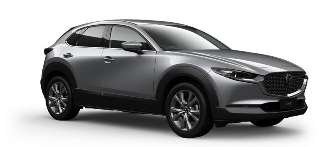 2020 Mazda CX-30 DM Series G25 Touring Wagon Mobile Image 7