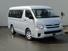 Toyota Hiace Wagon Dx 10 Seater