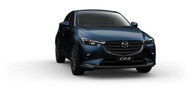 2021 MY0  Mazda CX-3 DK sTouring Suv Mobile Image 5