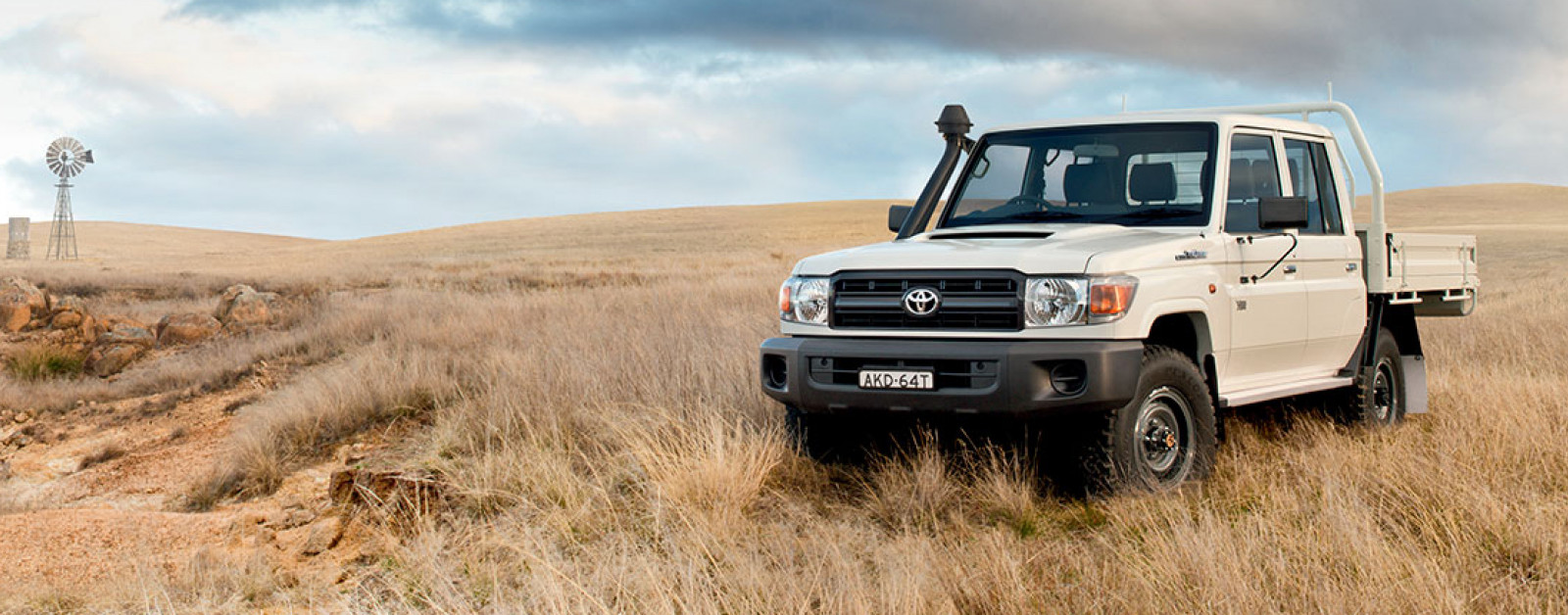 New Toyota LandCruiser 70 for sale - Cooma Toyota