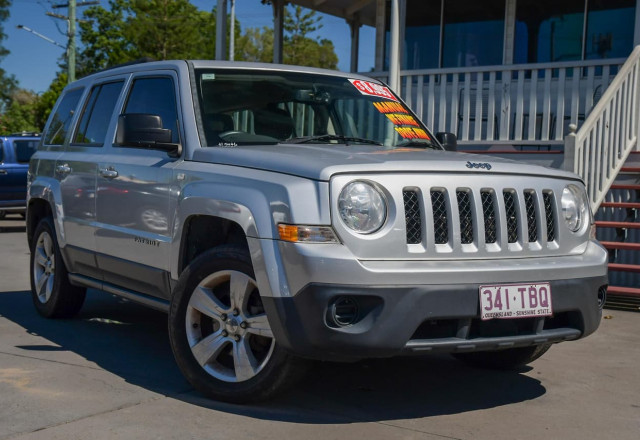 2013 Jeep Patriot MK MY13 Sport Wagon