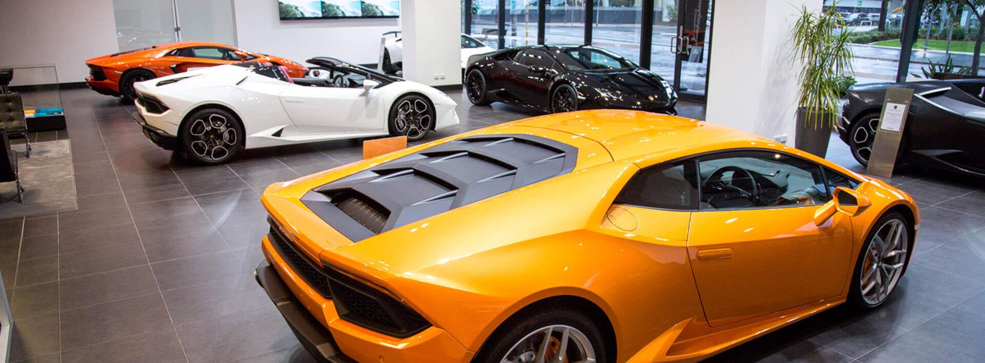 Lamborghini Brisbane
