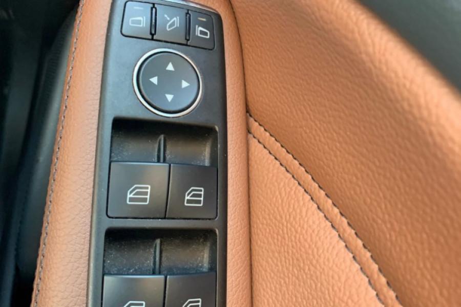2012 Mercedes-Benz B-class W2 BlueE Hatchback