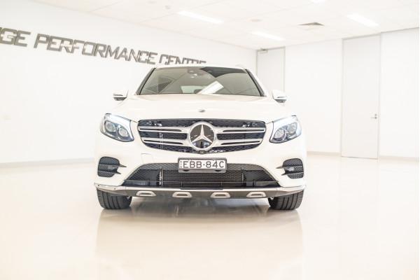 2017 MY07 Mercedes-Benz Glc-class X253  GLC250 Wagon Image 2