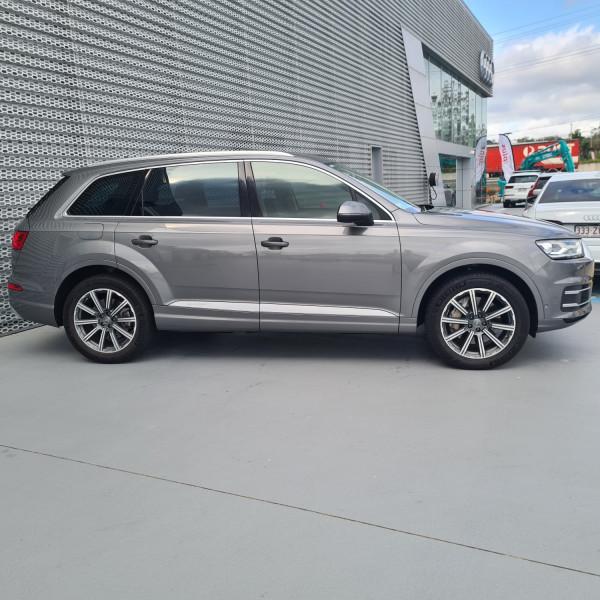 2015 MY16 Audi Q7 4M MY16 TDI Suv Image 4