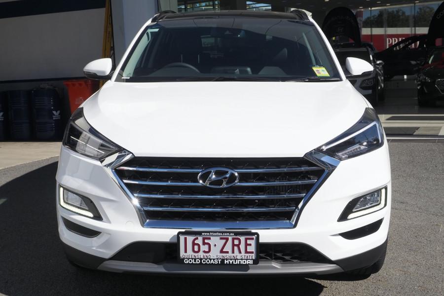 2019 MY20 Hyundai Tucson TL3 Highlander Suv