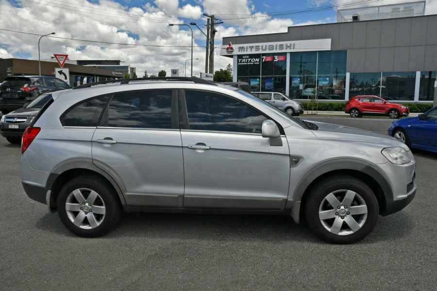 2009 Holden Captiva CG MY09 CX AWD Suv