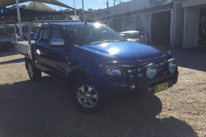2014 Ford Ranger PX XLS Utility