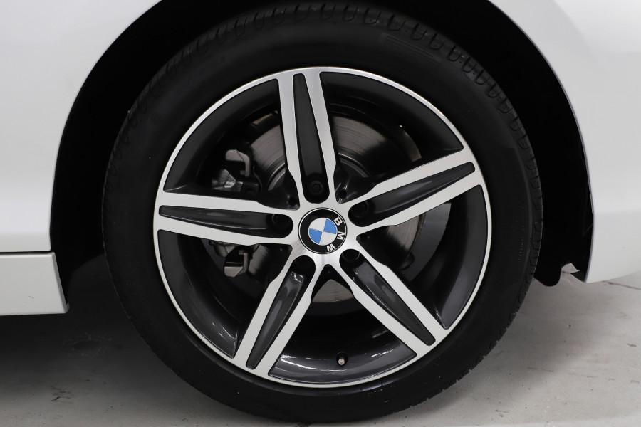 2016 BMW 1 20i Sport Line