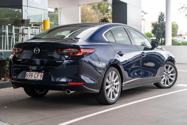 2021 Mazda 3 BP G25 Evolve Sedan Sedan Mobile Image 2