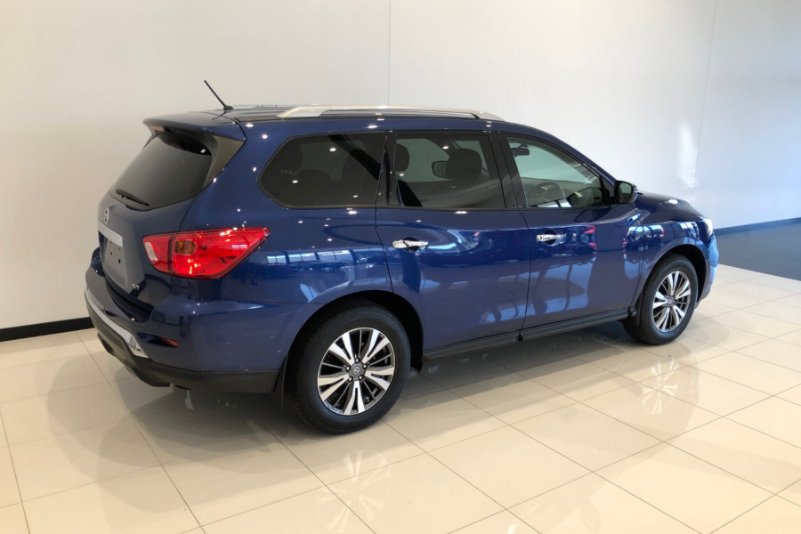 2017 Nissan Pathfinder R52 Series II ST Wagon 7 seat