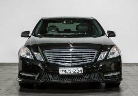 2013 Mercedes-Benz E200 W212 MY13 7G-Tronic + Sedan